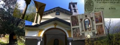 Madonna dello Scopello - luogo di eternità