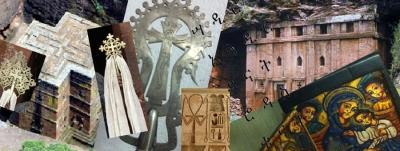 Lalibela - La Croce e il Sador